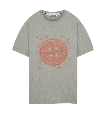 2NS84 GRAPHIC TWO T-Shirt in Dust