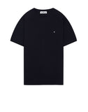 21717 T-Shirt in Navy Blue