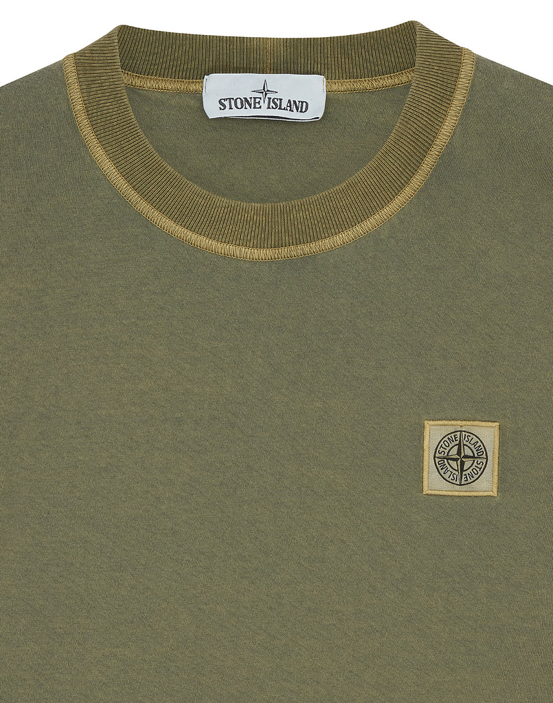 23757 T-Shirt in Olive