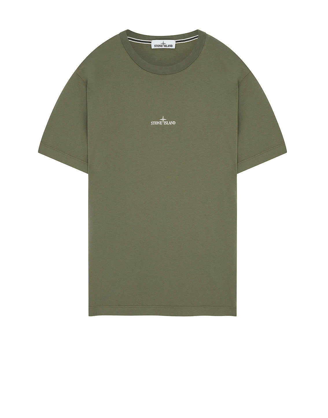 2NS84 'DRONE TWO' T-Shirt in Olive
