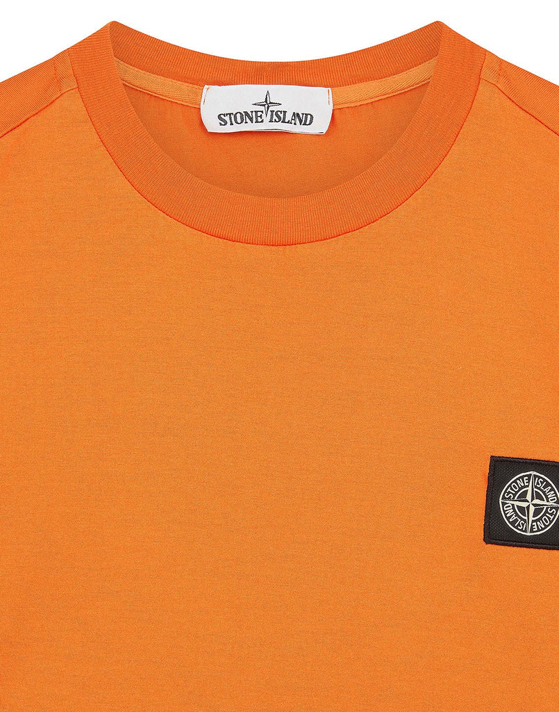 24113 T-Shirt in Orange