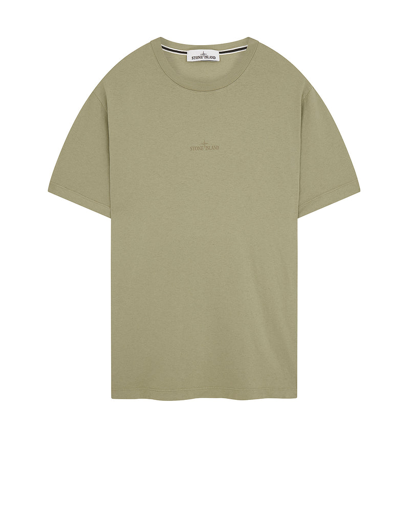 2NS90 'GRAPHIC EIGHT' T SHIRT in Sage