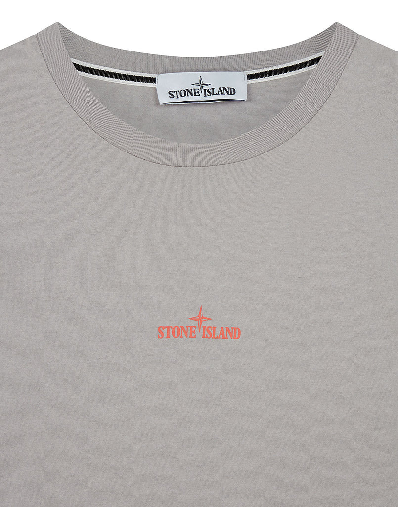 2NS84 'DRONE TWO' T-Shirt in Powder