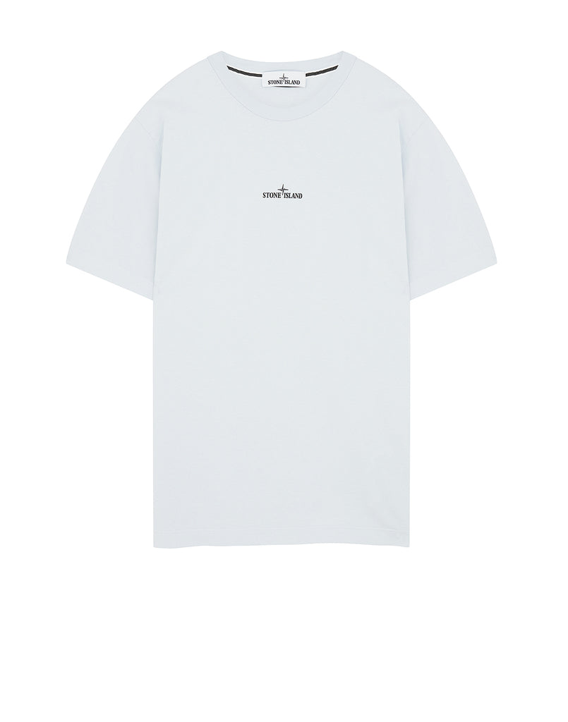 2NS84 'DRONE TWO' T-Shirt in Sky Blue