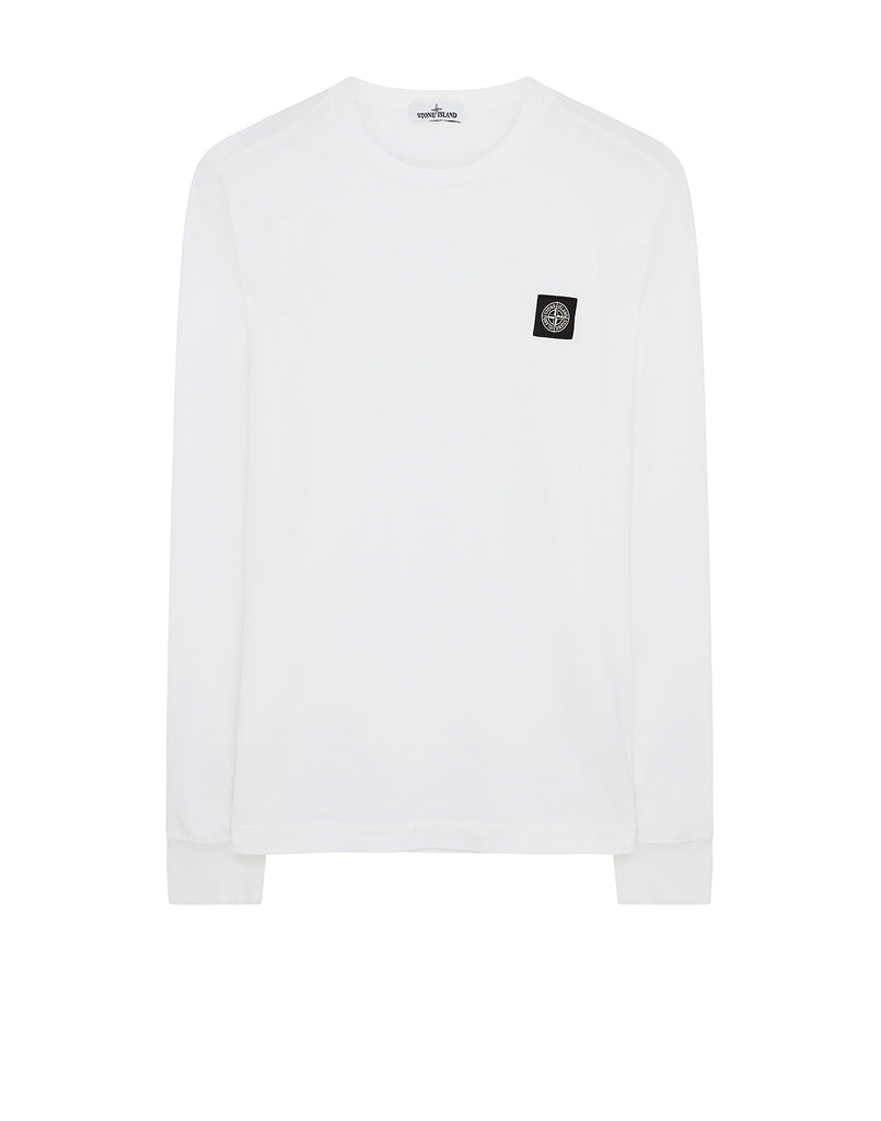 22713 Long Sleeve T-Shirt in White