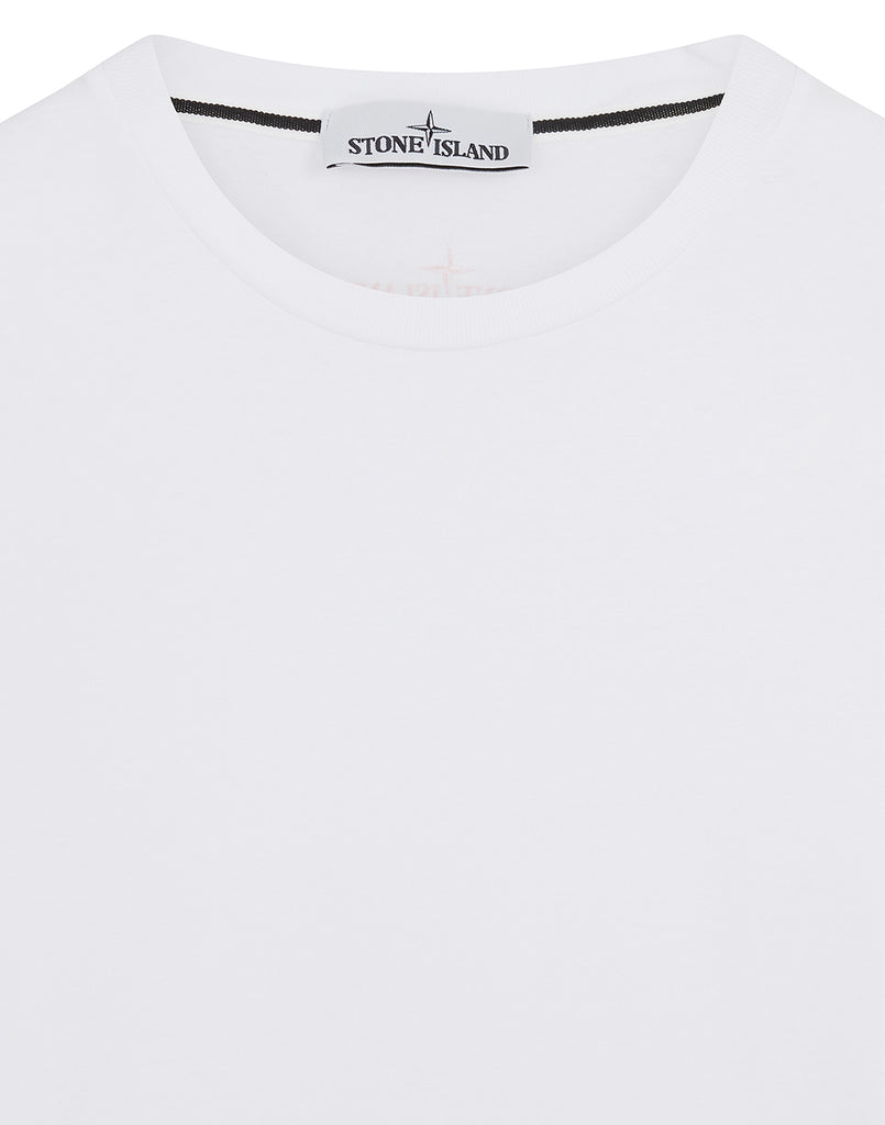 2NS83 'DRONE ONE' T-Shirt in White