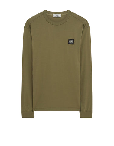 22713 Long Sleeve T-Shirt in Olive
