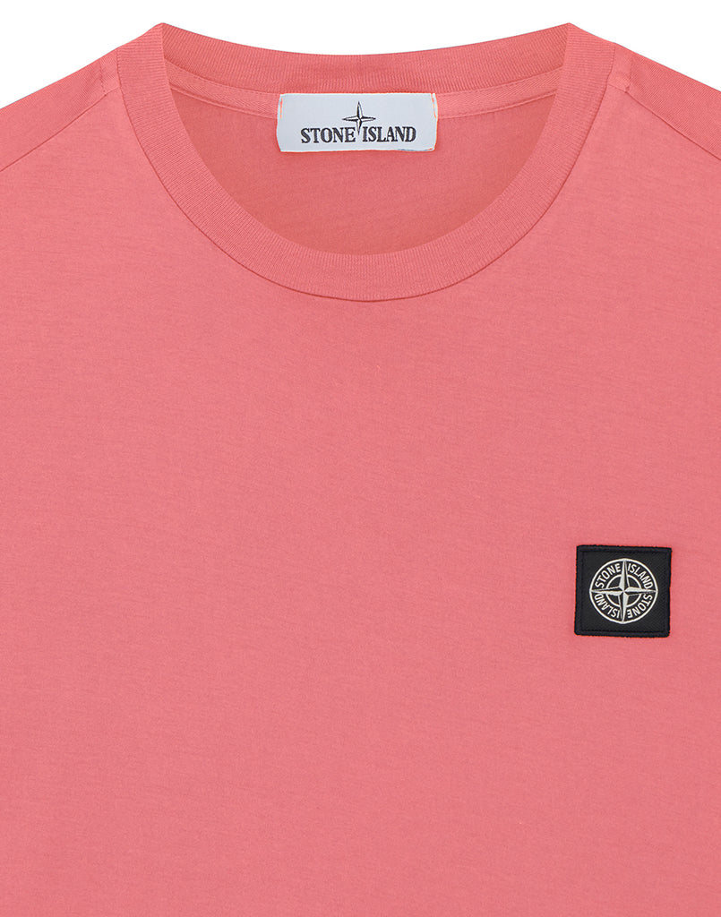 24113 Short Sleeve T-Shirt in Pink