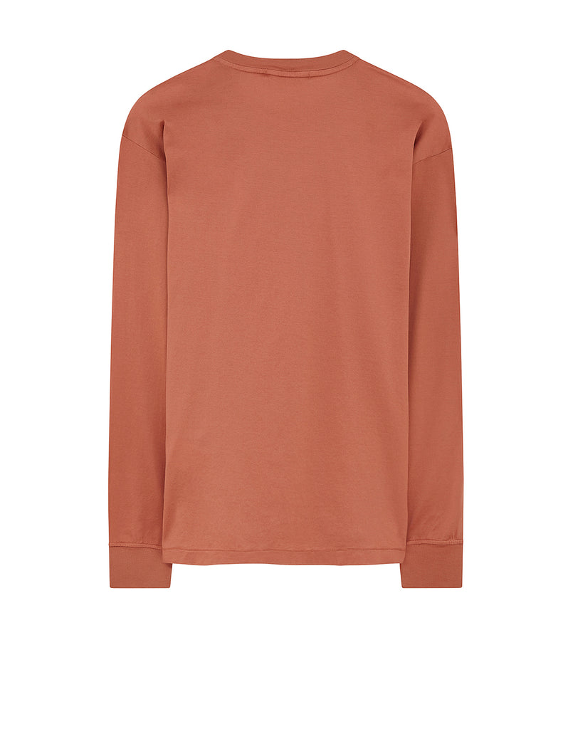 22713 Long Sleeve T-Shirt in Rust