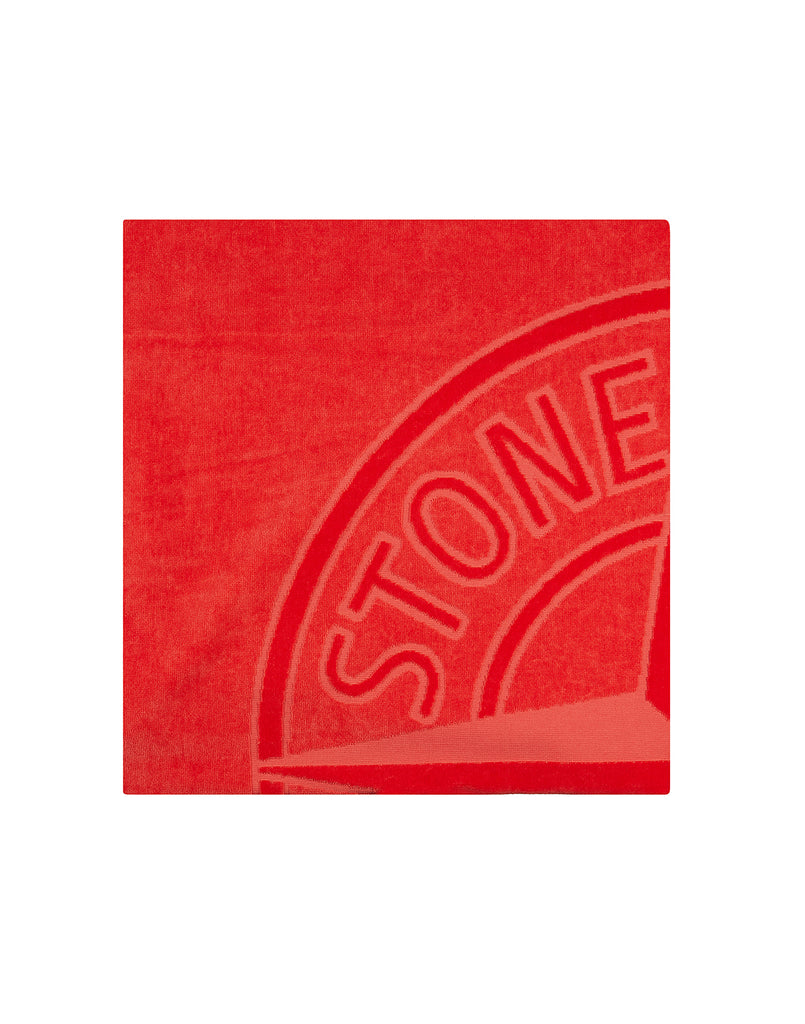 93177 Beach Towel in Coral