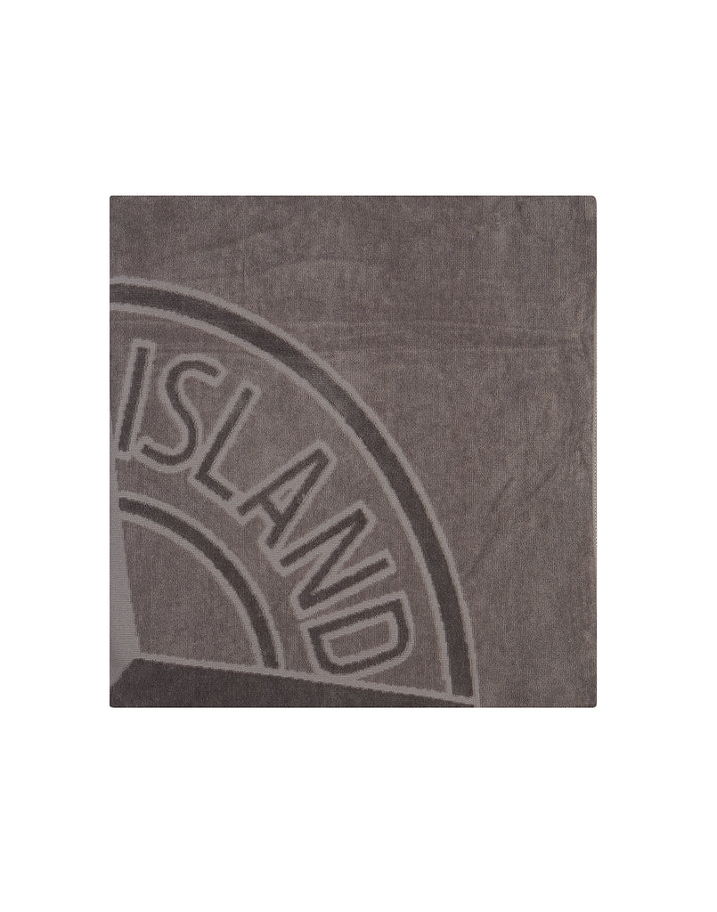 93177 Beach Towel in Blue Grey