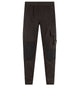 30617 NYLON METAL RIPSTOP Trousers in Black