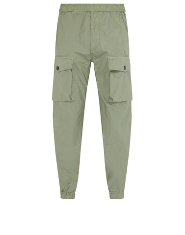 31703 Cargo Trousers in Sage