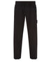 324F2 GHOST PIECE Trousers in Black