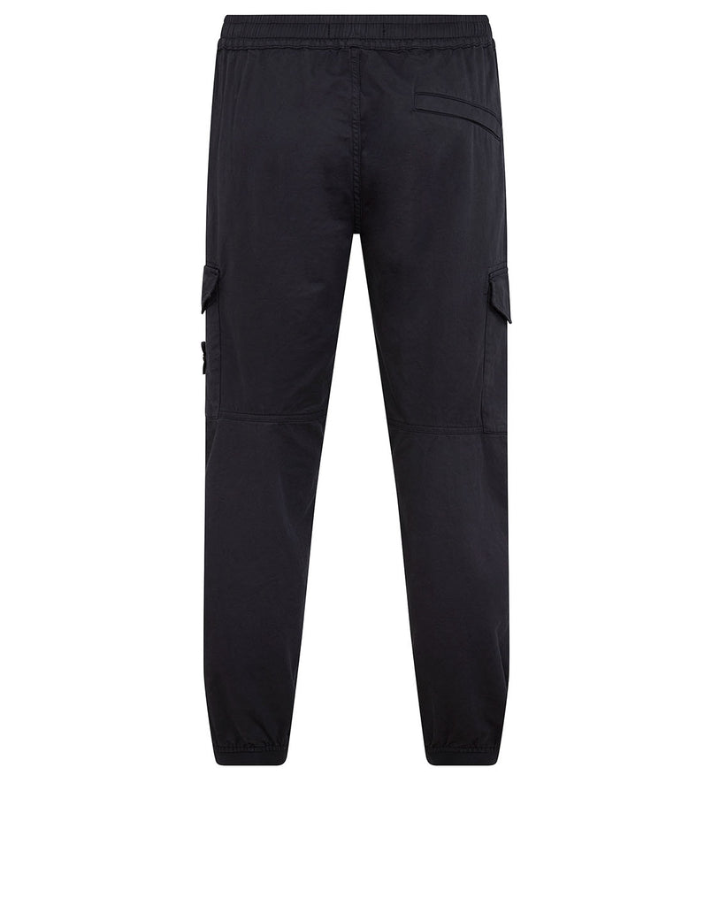 31914 Cargo Trousers in Navy Blue