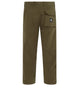 30110 Cotton Trousers in Olive