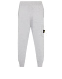 558A7 Knit Cargo Trousers in Pearl Grey