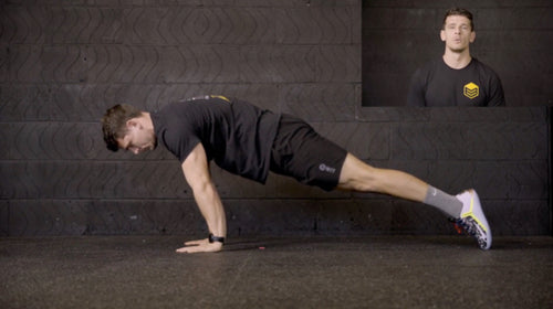 Handstand Series : Part 3 - The Gymnastic Plank