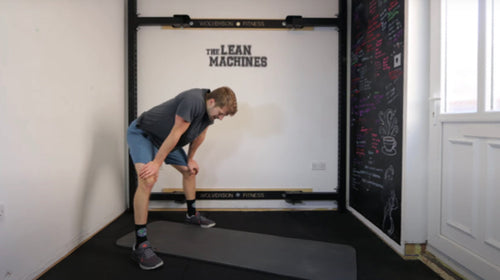 10 Minute Bodyweight EMOM with the lean machines