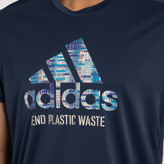 adidas T-shirts adidas Run For The Oceans Graphic T-shirt