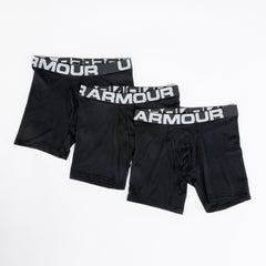 Under Armour Underwear Under Armour Charged Cotton 6in Boxers (3 pack)