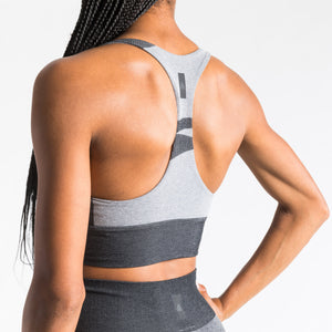 Reebok Studio Nature X Seamless Light Support Sports Bra