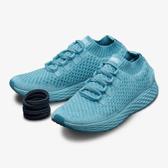 NOBULL Running Shoes NOBULL Bright Blue Knit Runner