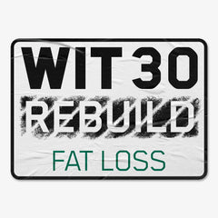WIT Fitness WIT30 - Fat Loss