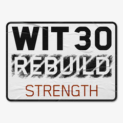WIT Fitness WIT30 - Strength