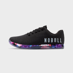 NOBULL Trainers NOBULL Black Space Floral Trainer