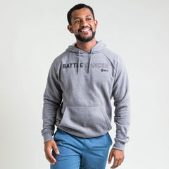 WIT Fitness Hoodies Battle Cancer Hoodie