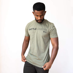 WIT Fitness T-shirts Battle Cancer Tee