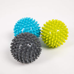 Fitness Mad Massage Balls 6.5cm Diameter / Multi / Unisex Fitness Mad Spikey Trigger Ball Trio