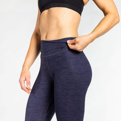 Nike Leggings Nike One Luxe Women's Heathered Mid-Rise Leggings