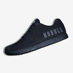 NOBULL Trainers NOBULL Black Trainer