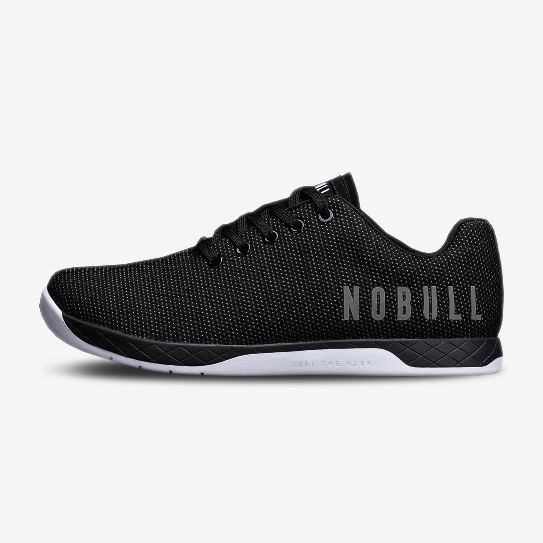 NOBULL Trainers NOBULL Black White Trainer