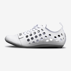 NOBULL Cycling Shoes NOBULL White Indoor Cycling Shoes