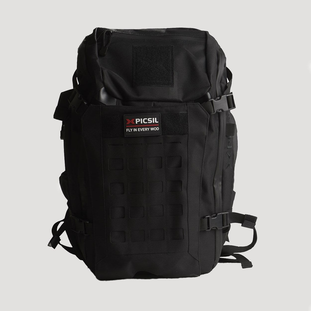 Picsil Bags One Size / Black / Unisex Picsil Tactical Backpack
