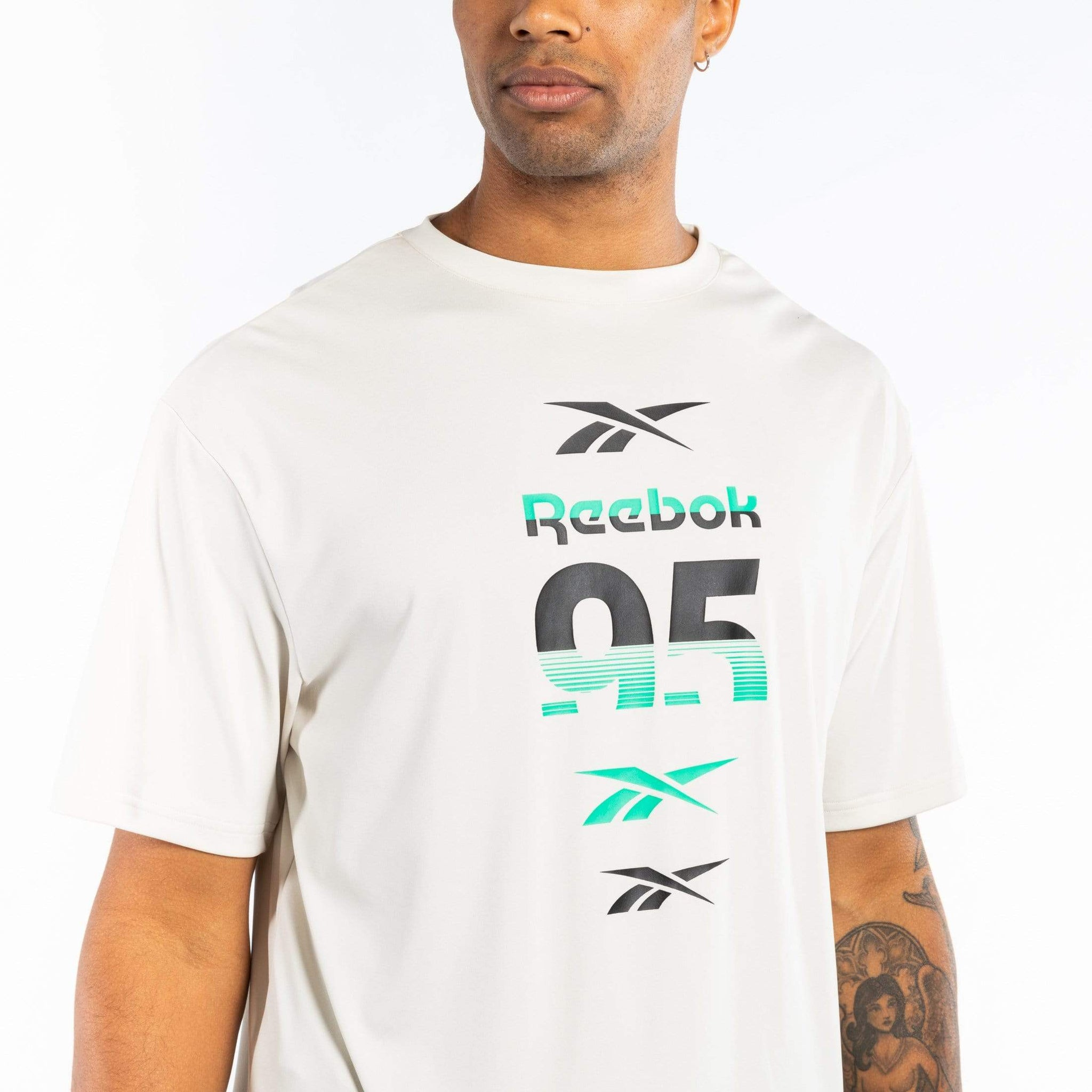 Reebok T-shirts Reebok Meet You There Tee