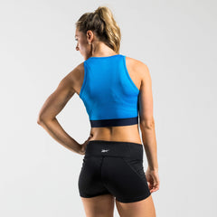 Reebok Tanks Reebok (REE)cycled Mesh Crop Top