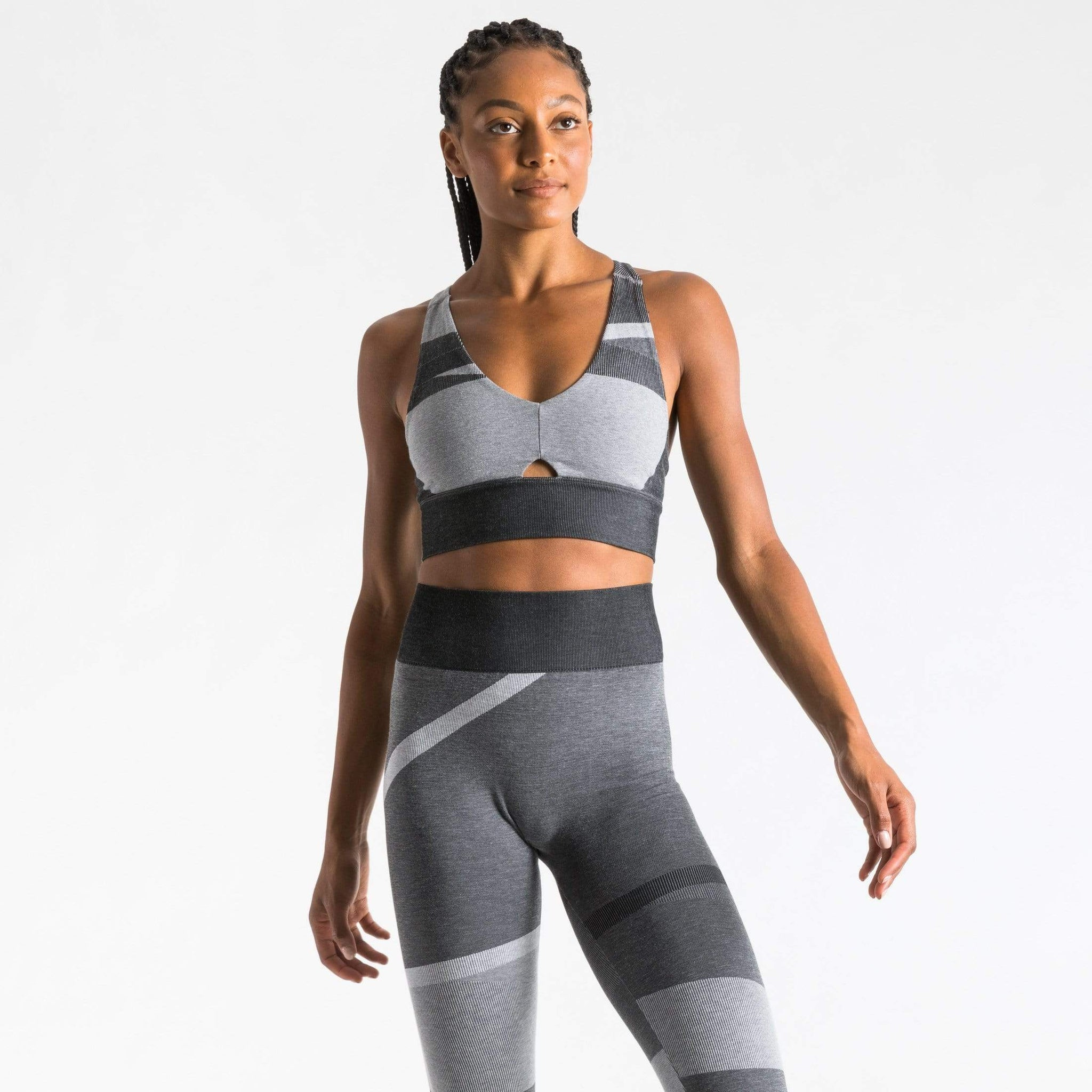 Reebok Sports Bras Reebok Studio Nature X Seamless Light Support Sports Bra
