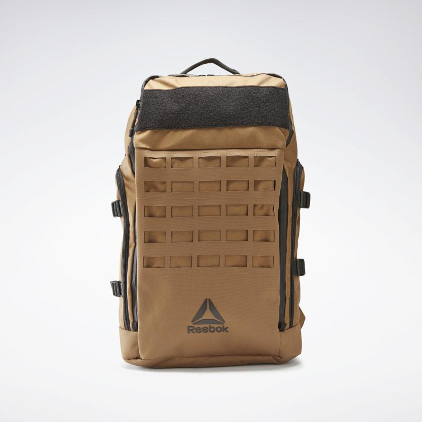 Reebok Bags One Size / Sepia / Unisex Reebok Training Weave Backpack