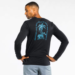 RPM Training Long Sleeve T-shirts RPM Training Serpent and the Stripes Long Sleeve