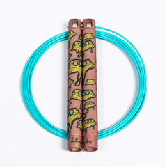 RPM Training Skipping Ropes One Size / Coral / Unisex RPM Training Session 4.0 - All Butter