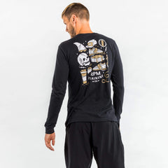 RPM Training Long Sleeve T-shirts RPM Training Well Traveled Long Sleeve