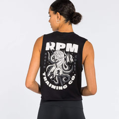RPM Training Tanks RPM Training What's Kraken Cut Off Muscle Tank