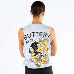 RPM Training Tanks RPM Training Woofles Buttery Bros Muscle Tank