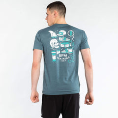 RPM Training T-shirts RPM Well Traveled Tee