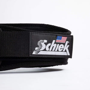 Schiek Weightlifting Belts Schiek 2004 Lifting Belt- Black