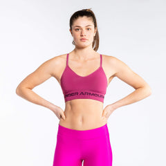 Under Armour Sports Bras Under Armour Seamless Low Support Longline Sports Bra